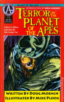 Planet of the Apes: Terror on the Planet of the Apes - Issues 1 to 4 - Full Set of 4 Comics